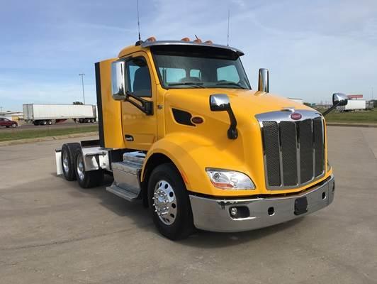 2017 Peterbilt 579 >> 2016 Peterbilt 579 Day Cab Paccar 455 Hp Ultrashift Automatic For Sale 524 324 Miles Oklahoma City Ok 408330 Mylittlesalesman Com