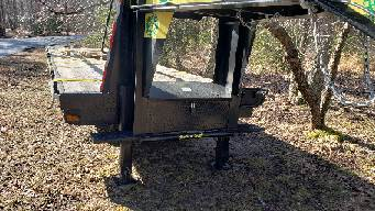 2019 Gatormade Gooseneck Trailer, 40FT, Toolboxes, Perfect for Hot Shot  Business, LOW MILES