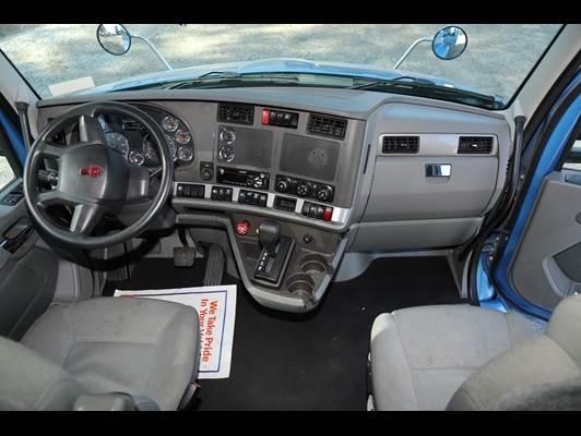 2016 Kenworth T680 Sleeper Semi Truck Apu Paccar Power Vit Interior Fuel Efficient