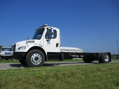 2017 Freightliner M2 106 Cab & Chassis Truck   Cummins ISB 260 hp   Allison Automatic PTO Capable  