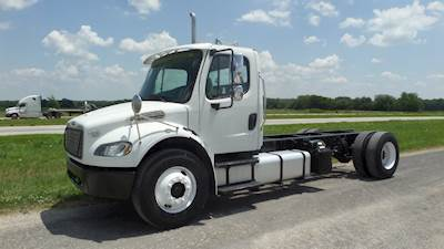 2013 Freightliner M2 Cummins engine, Allison Automatic, 137