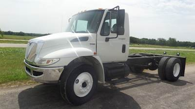 2011 International 4300, Maxxforce DT 245 hp,  Allison Automatic 2500 RDS, Only 55,561 miles