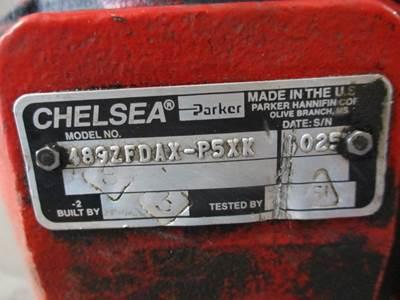 Used Chelsea 489ZFDAX-P5XK PTO