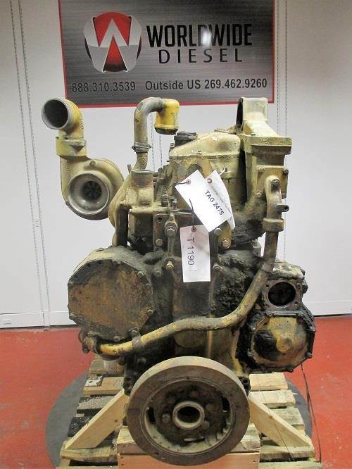 Caterpillar 3406A Diesel Engine For Sale | Niles, MI | T 1190 |  MyLittleSalesman com