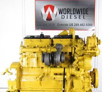 1988 Caterpillar 3406B Engine