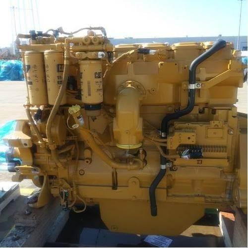 Caterpillar C18 Diesel Engine For Sale   Niles, MI   DS 578    MyLittleSalesman com
