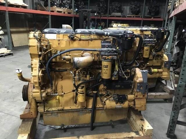 2008 Caterpillar C18 Engine