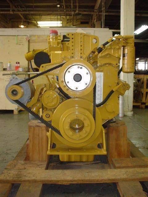 Caterpillar C9 Diesel Engine For Sale   Niles, MI   DS 586    MyLittleSalesman com