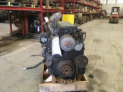 2001 Cummins ISM Engine