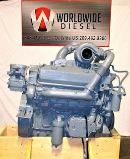 Detroit 8V-92TA Diesel Engine