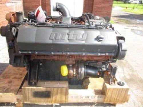 Detroit MTU 12V1600 Diesel Engine