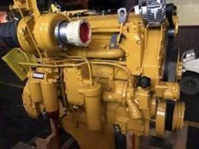 John Deere 6135 Engine