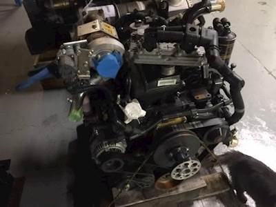 2017 Komatsu SAA4D95LE Engine