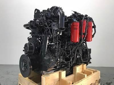 2006 Komatsu SAA6D125E-5 Engine