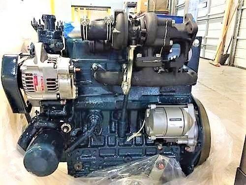 Kubota V1505T Diesel Engine