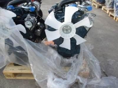Kubota V3600T Engine
