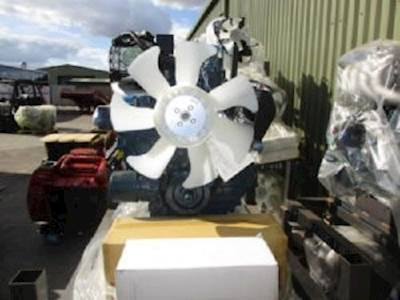 Kubota WG2503 Engine
