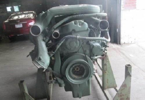 1987 Mercedes-Benz OM429 Mechanical Diesel Engine For Sale | Niles, MI | SR  341 | MyLittleSalesman com