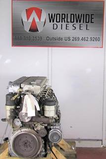 2002 Mercedes-Benz OM906LA Engine