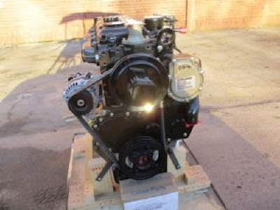 Perkins 1104 Engine