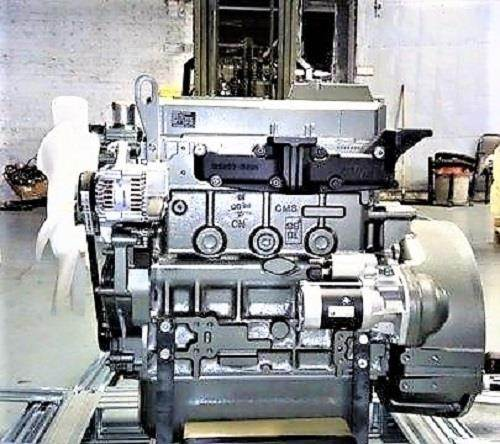 Yanmar 4TNV98-YTBL Diesel Engine For Sale | Niles, MI | DS 310 |  MyLittleSalesman com