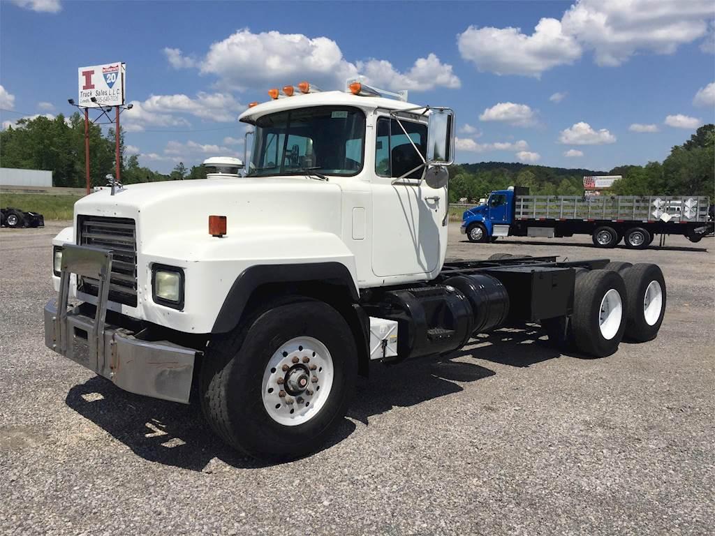 1999 Mack Tri Axle Dump Truck For Sale Fuse Box Diagram 1997 Cl713 Rd688s Tandem E7 350hp 8ll