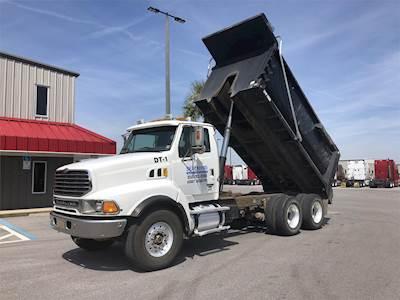 2006 Sterling Lt9500 Tandem Axle Dump Truck Mercedes Mbe4000 450hp