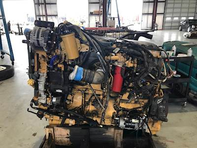 2010 Caterpillar C15 Engine Assembly EGR / DPF Model - 475hp - CPL #:  324-8512