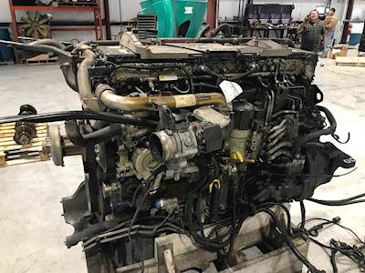 2010 Detroit DD15 Engine Assembly - 515 hp - D472901