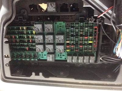 Volvo VNL Fuse Box for a 2008 Volvo VNL670 For Sale | Defuniak Springs, FL  | 3477 | MyLittleSalesman.com | Volvo Trucks Fuse Panel Diagram |  | My Little Salesman