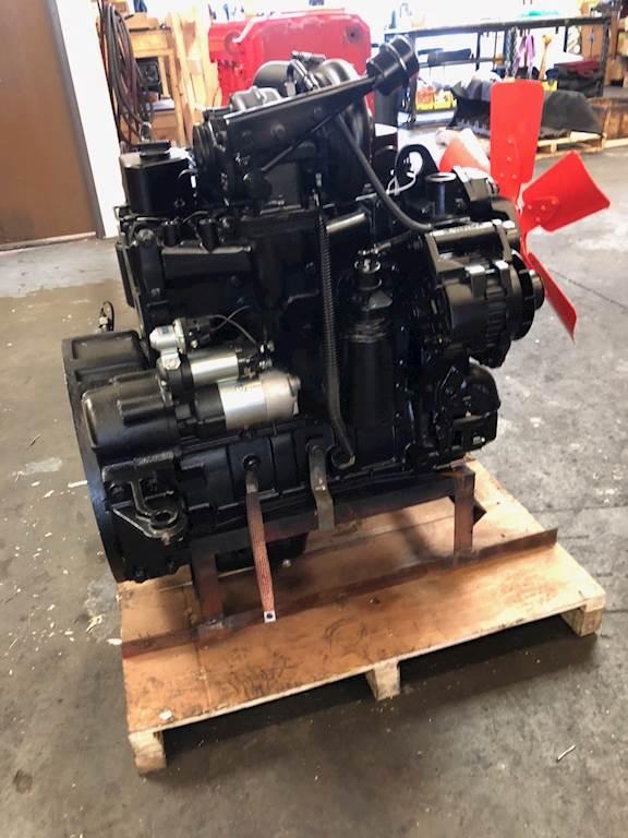 2019 Cummins Surplus 4BT Engine - 105 HP