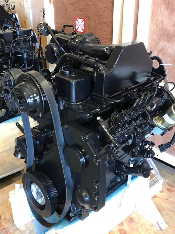 2019 Cummins Surplus 4BT Engine - 130 HP
