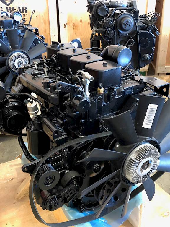 2019 Cummins Surplus 4BT Engine - 140 HP