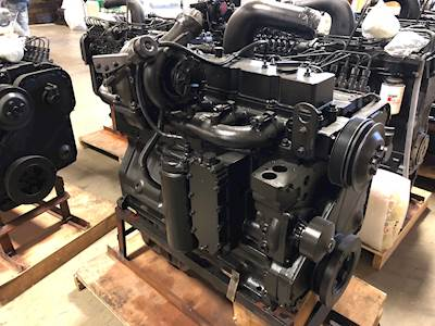 2018 Cummins Surplus 6CT 8 3 Engine 300 HP