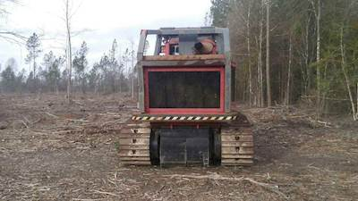 2004 Fecon RT400 Forestry Mulcher