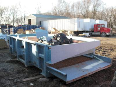 2006 BM&M 8X14 Screening Plant