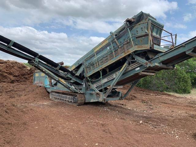 2001 Powerscreen CHIEFTAIN 1800 Screening Plant For Sale, 13,000 Hours |  Smyrna, GA | MM192404-4 | MyLittleSalesman com