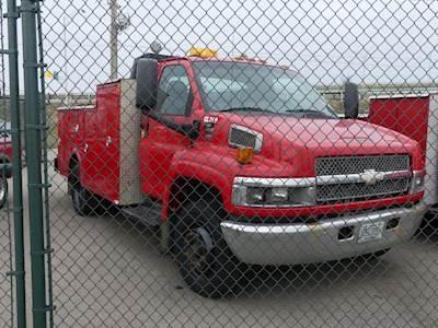 Chevrolet Kodiak C4500 Trucks For Sale Mylittlesalesman Com