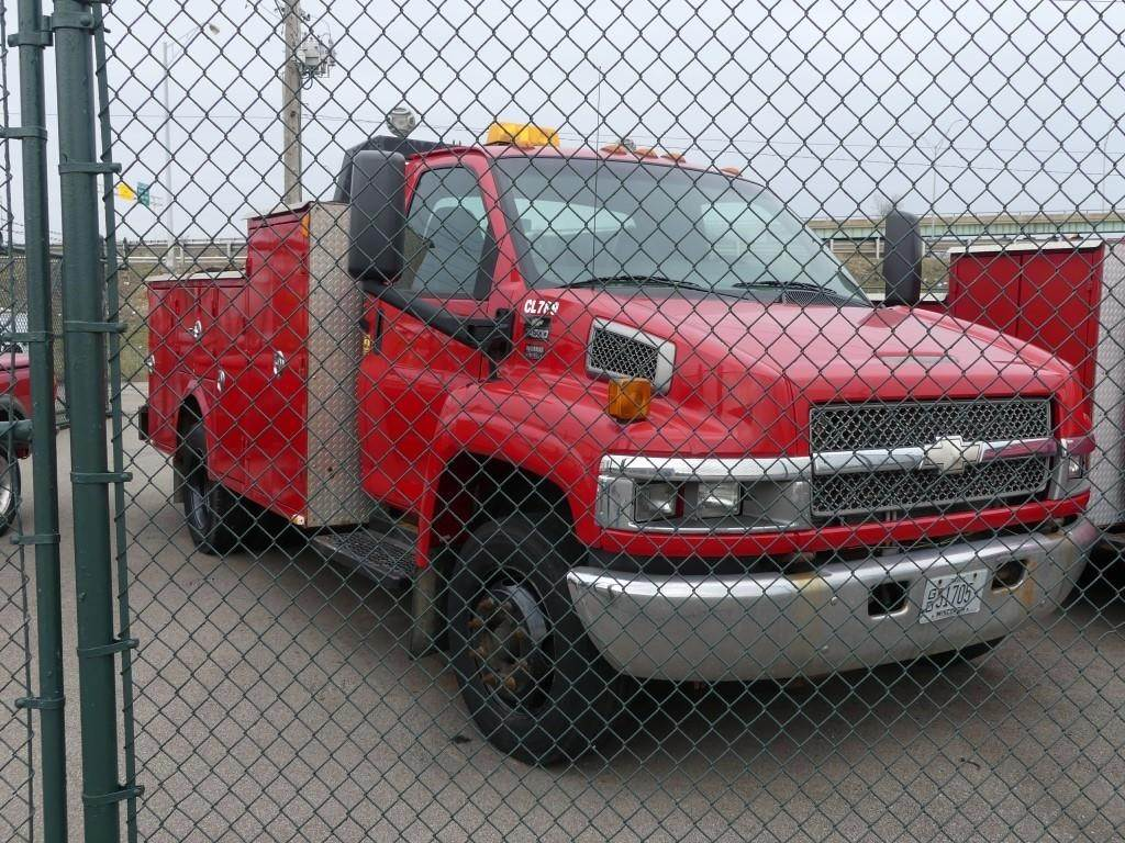 2003 Chevrolet Kodiak C4500 Mechanic Service Truck