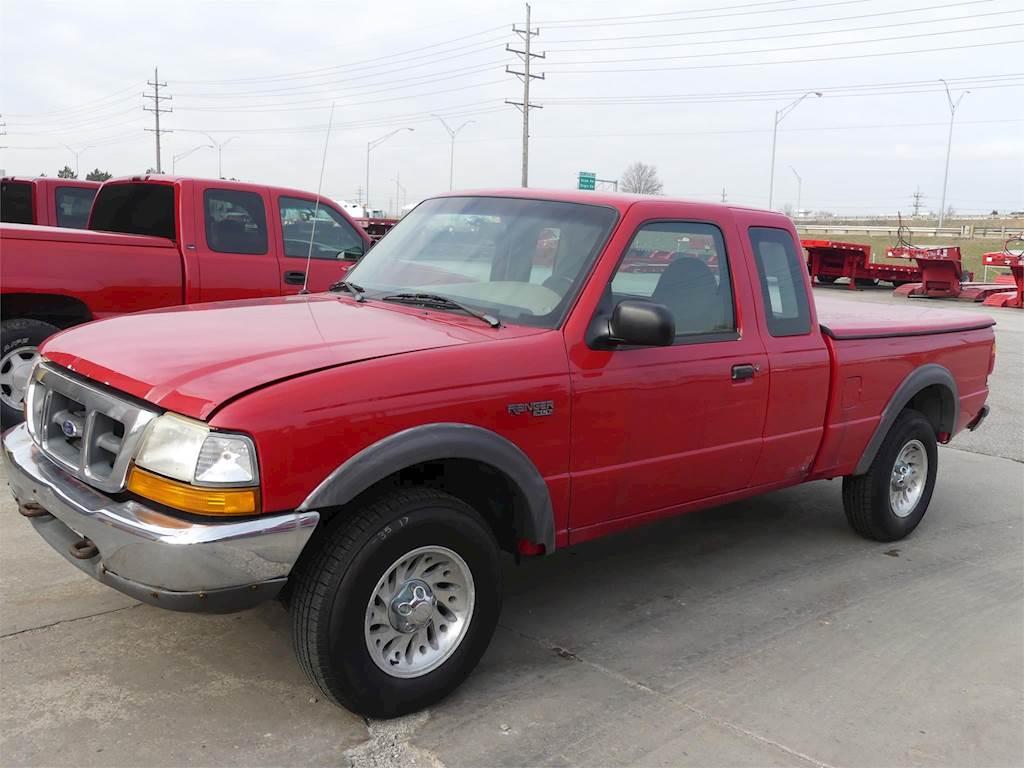 1999 ford ranger xlt 4wd