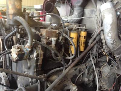 Cat 3406e Oil Out Of Blowby