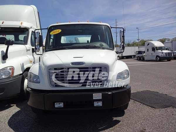 2014 Freightliner M2 106 Single Axle Cab & Chassis Truck, Cummins ISB'13  240/2300, 240HP, 6 Speed Manual For Sale, 271,252 Miles | Knoxville, TN |
