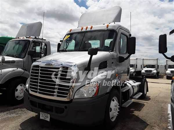 Freightliner Cascadia 113 Vs 125