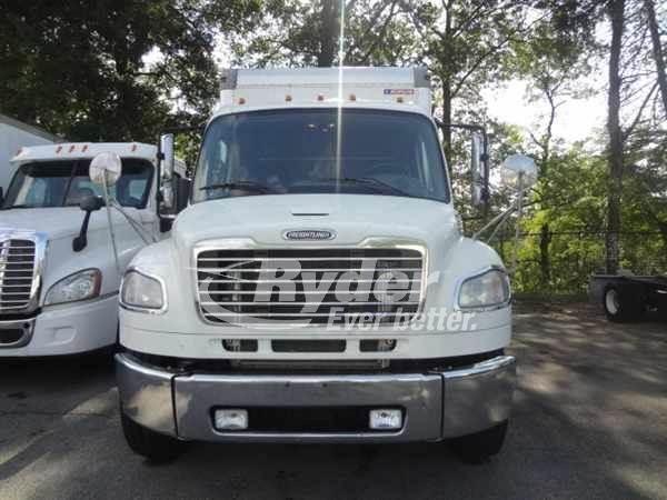 2014 Freightliner M2 106 Single Axle Box Truck, Cummins ISL'13 270/2000,  270HP, 6 Speed Manual For Sale, 401,729 Miles   Laurel, MD   315645  