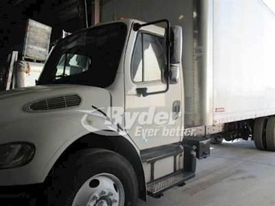 2016 Freightliner M2 106 Single Axle Box Truck, Cummins ISB'13 240/2300,  240HP, 9 Speed Automatic