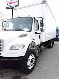 3f7567fbfb0953 Freightliner M2 106 Delivery   Moving   Straight   Box Trucks For ...