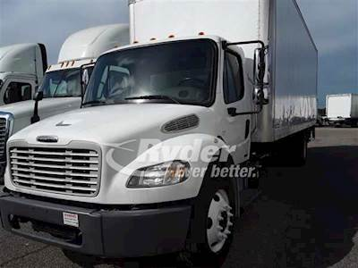 e1f340ea48f352 Freightliner Delivery   Moving   Straight   Box Trucks For Sale ...