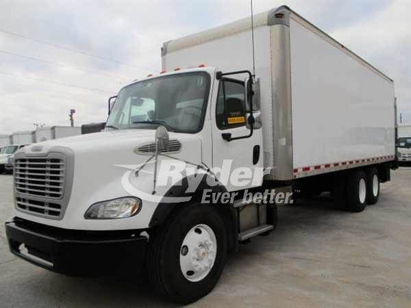 2013 Freightliner M2 112 Tandem Axle Box Truck, Detroit DD13'10 12 8  350/180, 350HP, 10 Speed Manual For Sale, 280,728 Miles | Dallas, TX |  499891 |