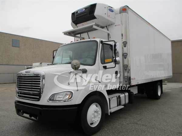 2015 Freightliner M2 112 Single Axle Box Truck, Detroit DD13'13 12 8  350/180, 350HP, 10 Speed Automatic For Sale, 413,501 Miles | Dallas, TX |  305884