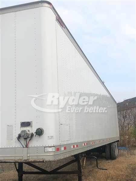 2008 Great Dane 53 ft Dry Van Trailer - Swing Door ...